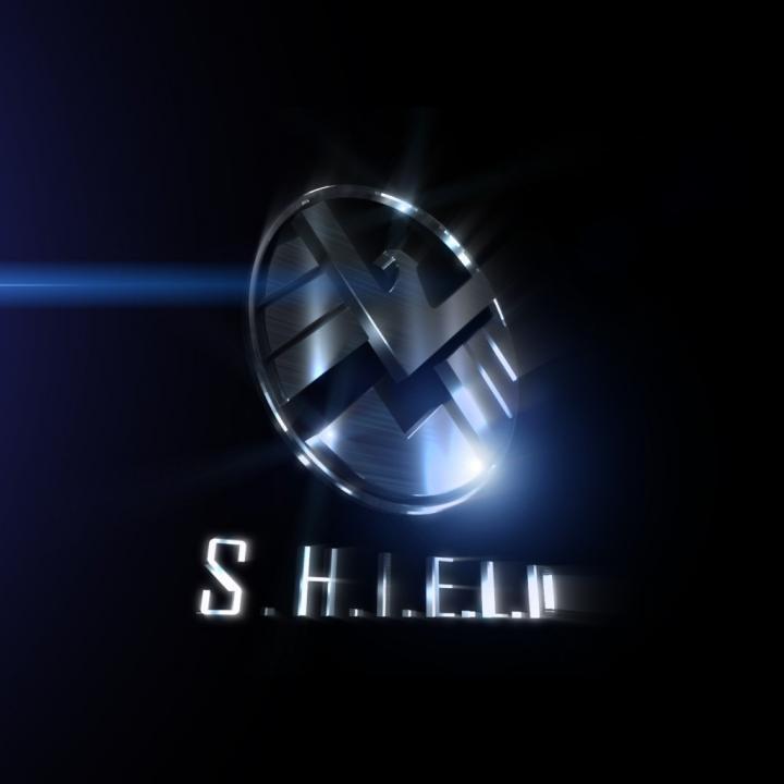 1920x1080px Marvel Shield Logo Wallpaper