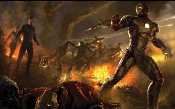 1024x766px avengers civil war wallpaper wallpapersafari - Avengers civil war wallpaper ...