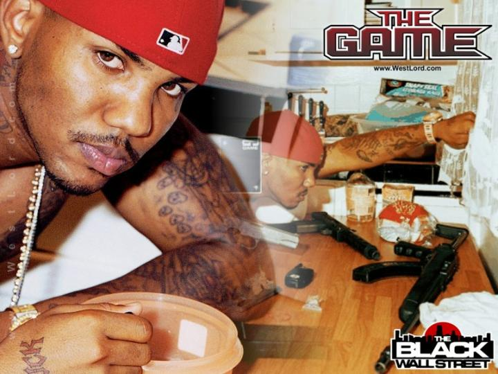 1024x768px The Game Rapper Wallpapers Wallpapersafari