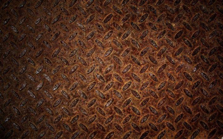 1024x768px Rustic Tin Wallpaper