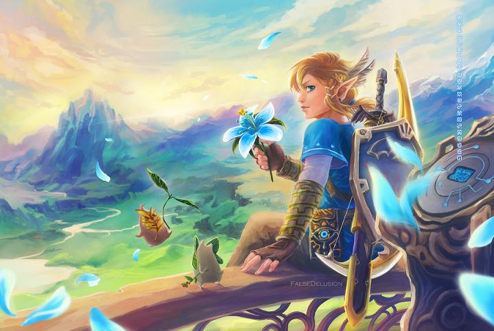 Breath Of The Wild Screensaver: 1024x576px Zelda: Breath Of The Wild Wallpapers