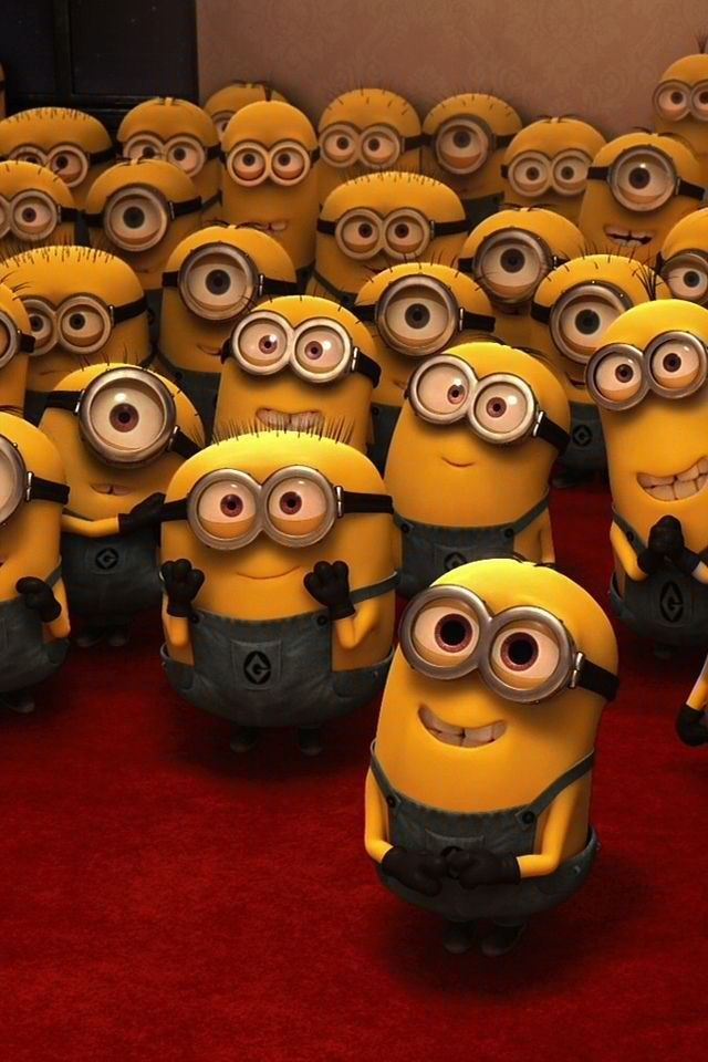 1920x960px Minion Wallpaper For IPhone