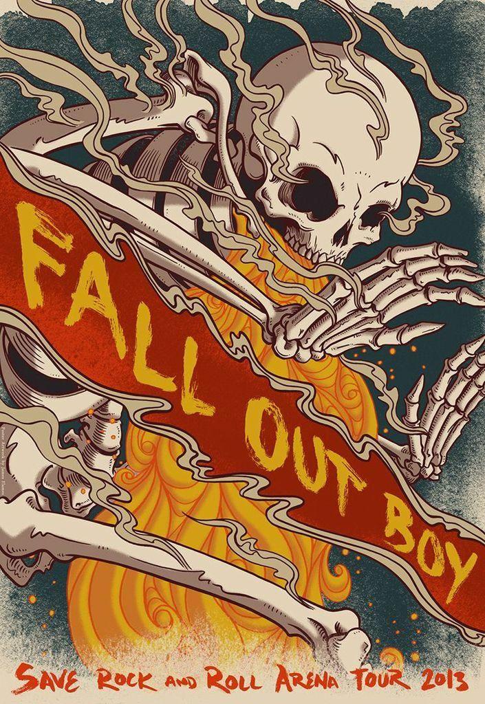 749x764px Fall Out Boy Phone Wallpaper Wallpapersafari