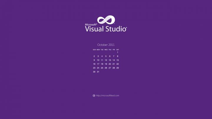 1366x768px Visual Studio Wallpapers