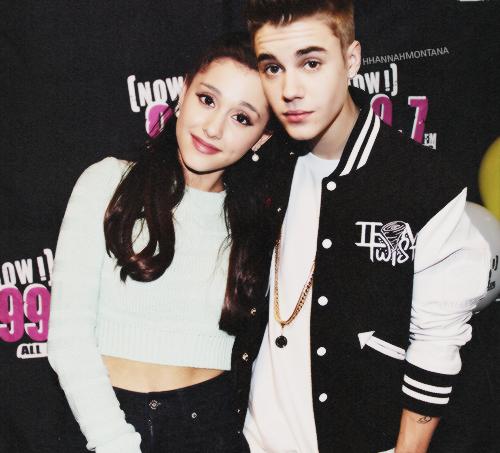 Ariana Grande Christmas Wallpaper: 1280x720px Justin Bieber And Ariana Grande Wallpapers