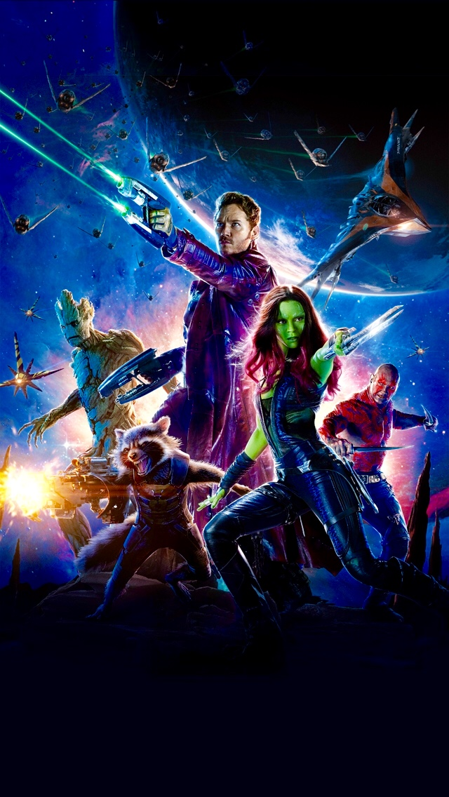 Download Guardians Of The Galaxy Wallpapers For Iphone And