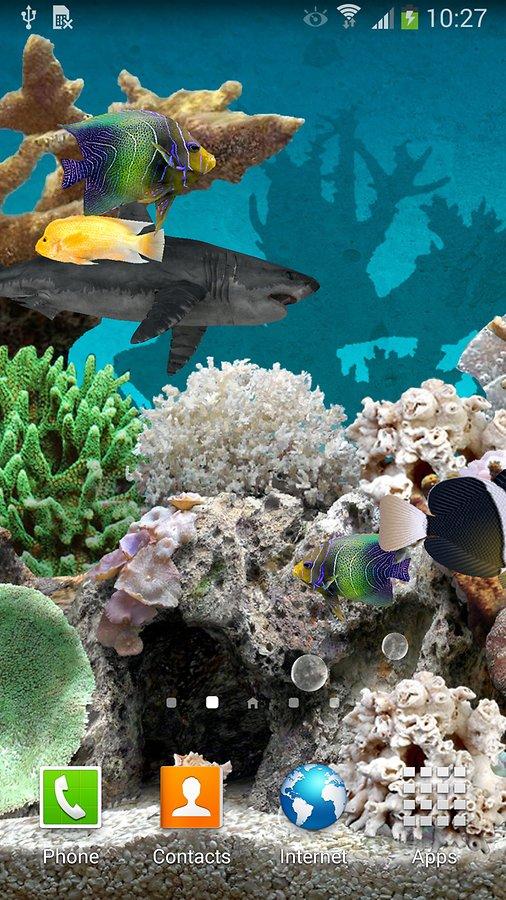 896x445px 3D Live Aquarium Wallpapers - WallpaperSafari