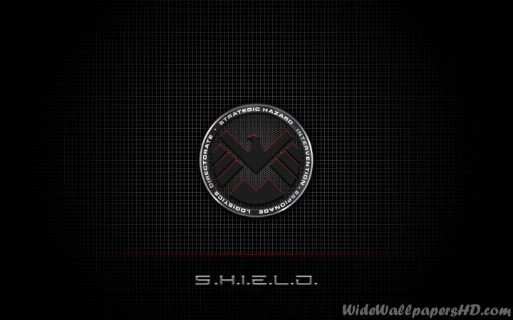 1920x1080px Marvel Shield Wallpaper