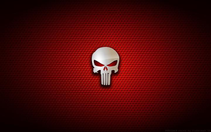 500x375px The Punisher Logo Wallpaper Wallpapersafari