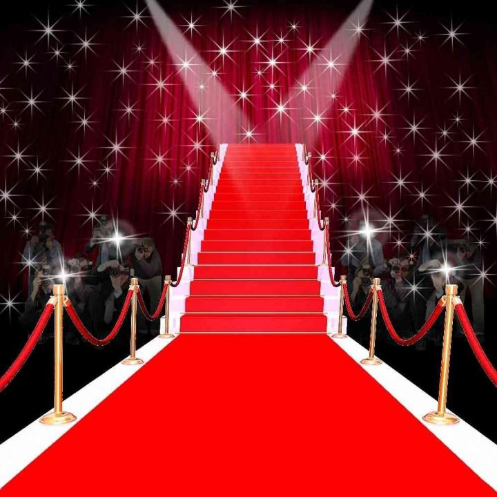 800x600px Red Carpet Wallpaper Backdrops