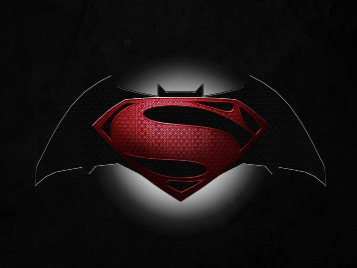 1920x1080px Batman Superman Logo Wallpaper Wallpapersafari