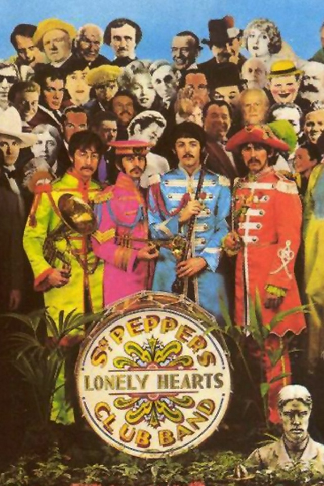 1920x1200px Beatles IPhone Wallpaper