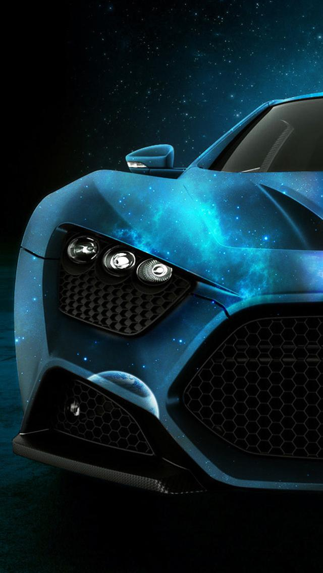 Free Download Cool Zenvo St1 Iphone 5 Background Hd 640x1136
