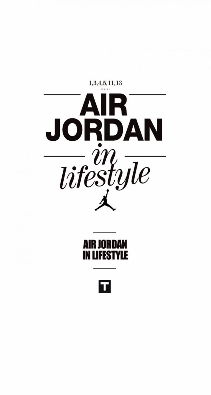 Air Jordan Phone Wallpaper