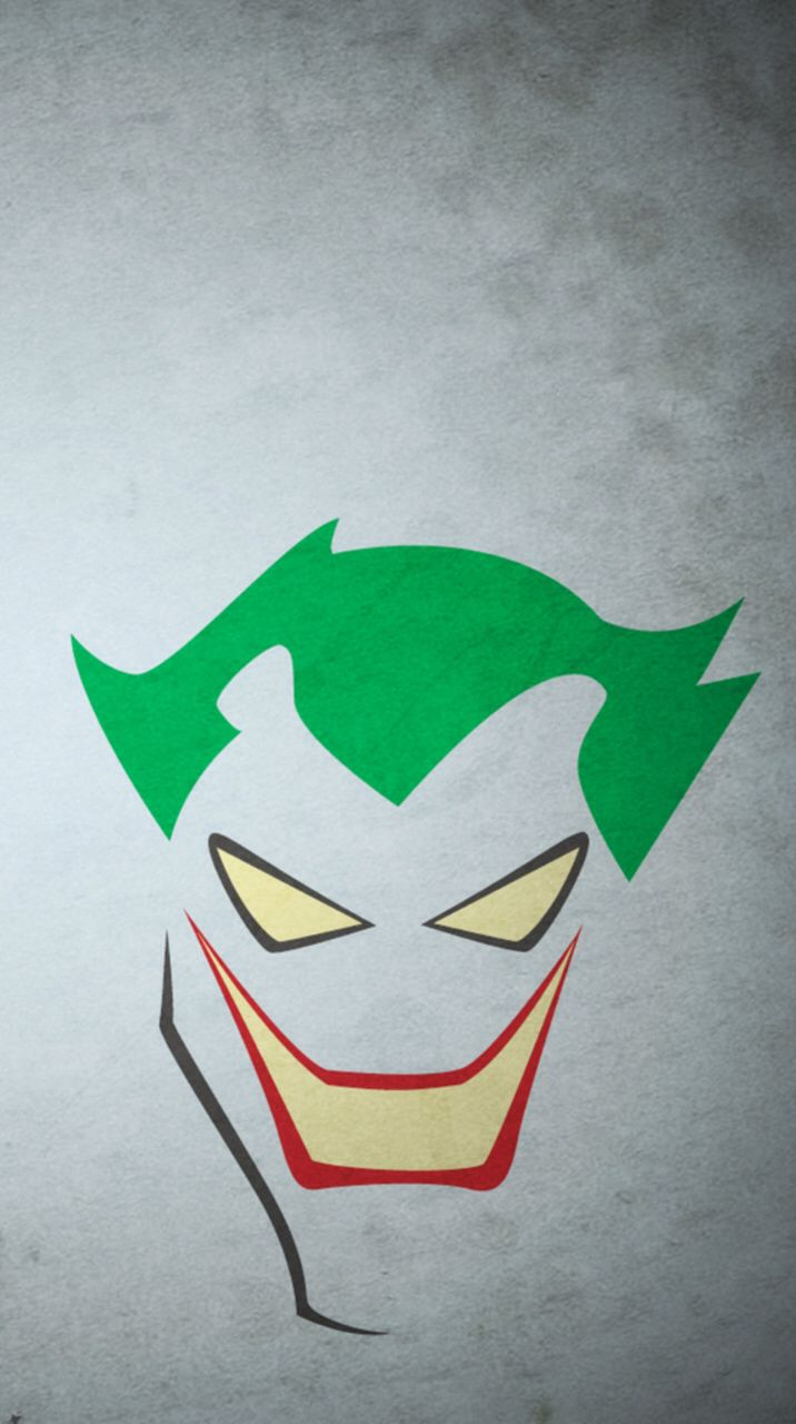 640x960px Joker IPhone 6 Wallpaper