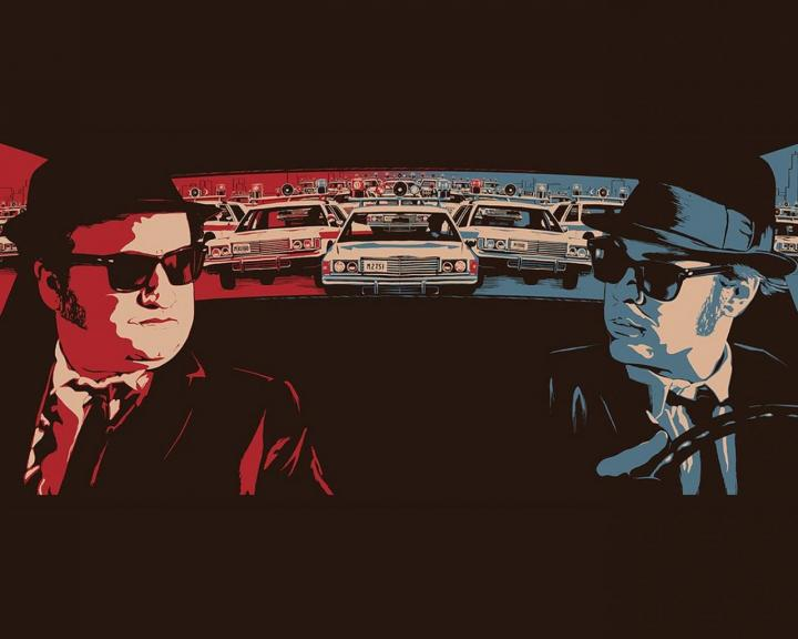 1280x1024px Blues Brothers Wallpaper