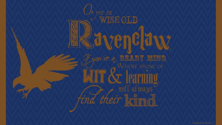 1024x768px Ravenclaw Wallpaper HD