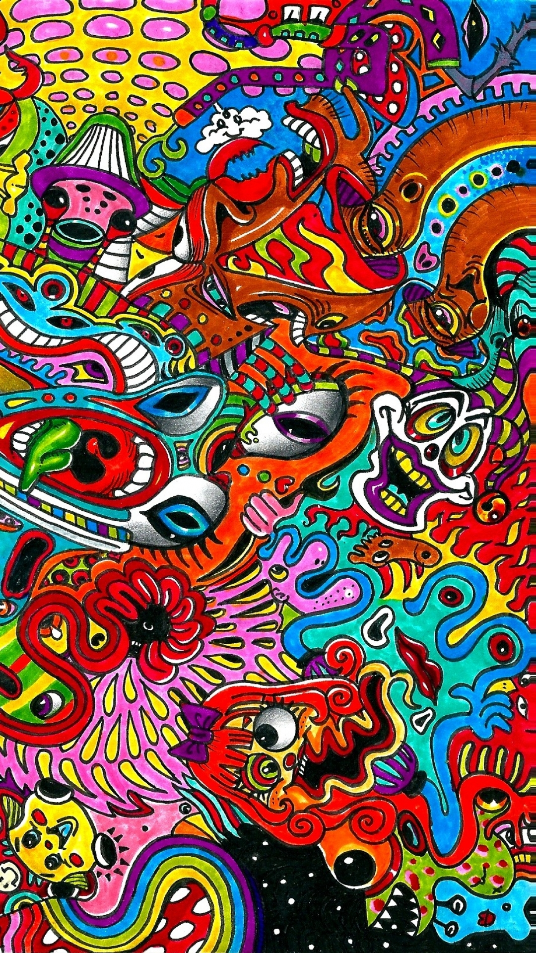 Free Download Psychedelic Phone Wallpaper Awesome 47 Psychedelic
