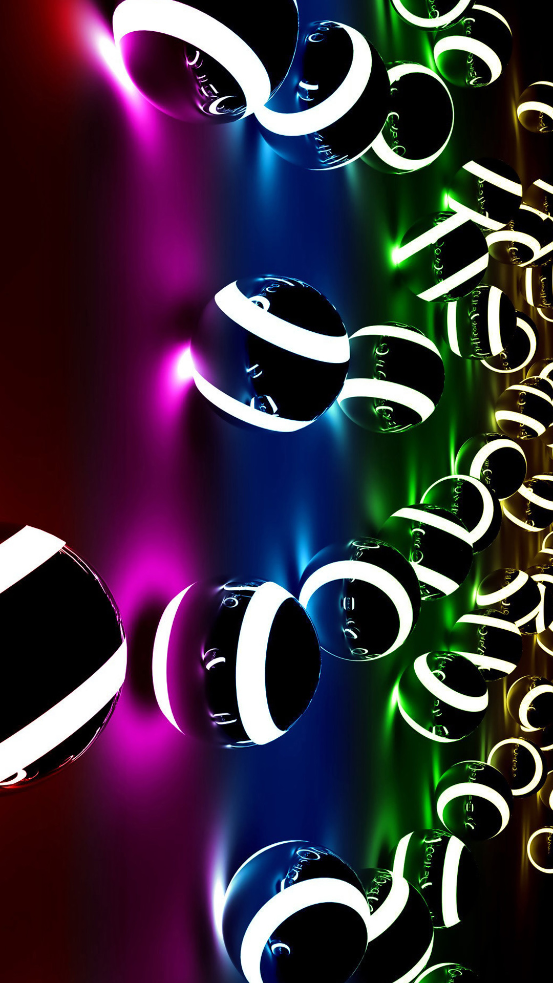 Free Download 3d Black And White Ring Beads Samsung Galaxy S5 Wallpapers Samsung 1080x1920 For Your Desktop Mobile Tablet Explore 33 Samsung Galaxy S5 Black Wallpaper Samsung Galaxy Wallpaper
