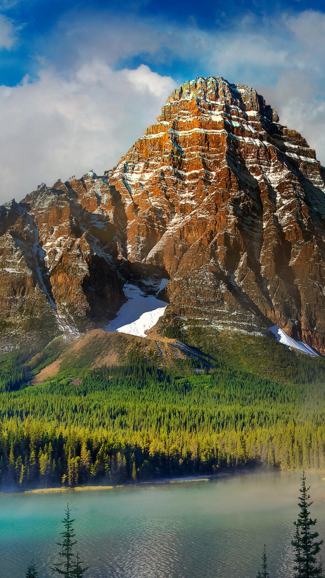 Free download beautiful scenery mountains lake nature 4K ...