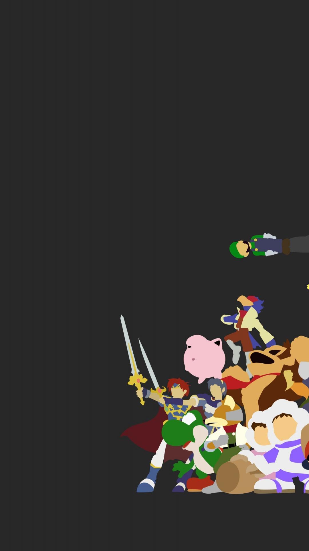 Free Download Super Smash Bros Hd Wallpaper 19 3840 X 2160