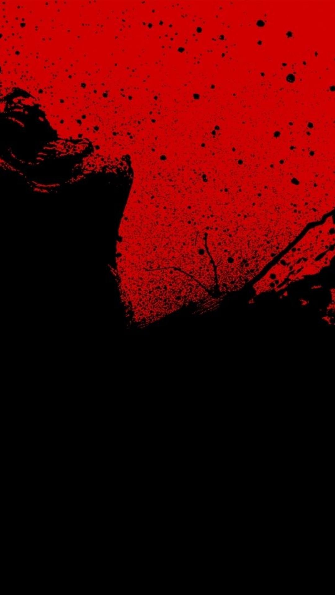 Free Download 30 Days Of Night Red Black Blood Wallpaper
