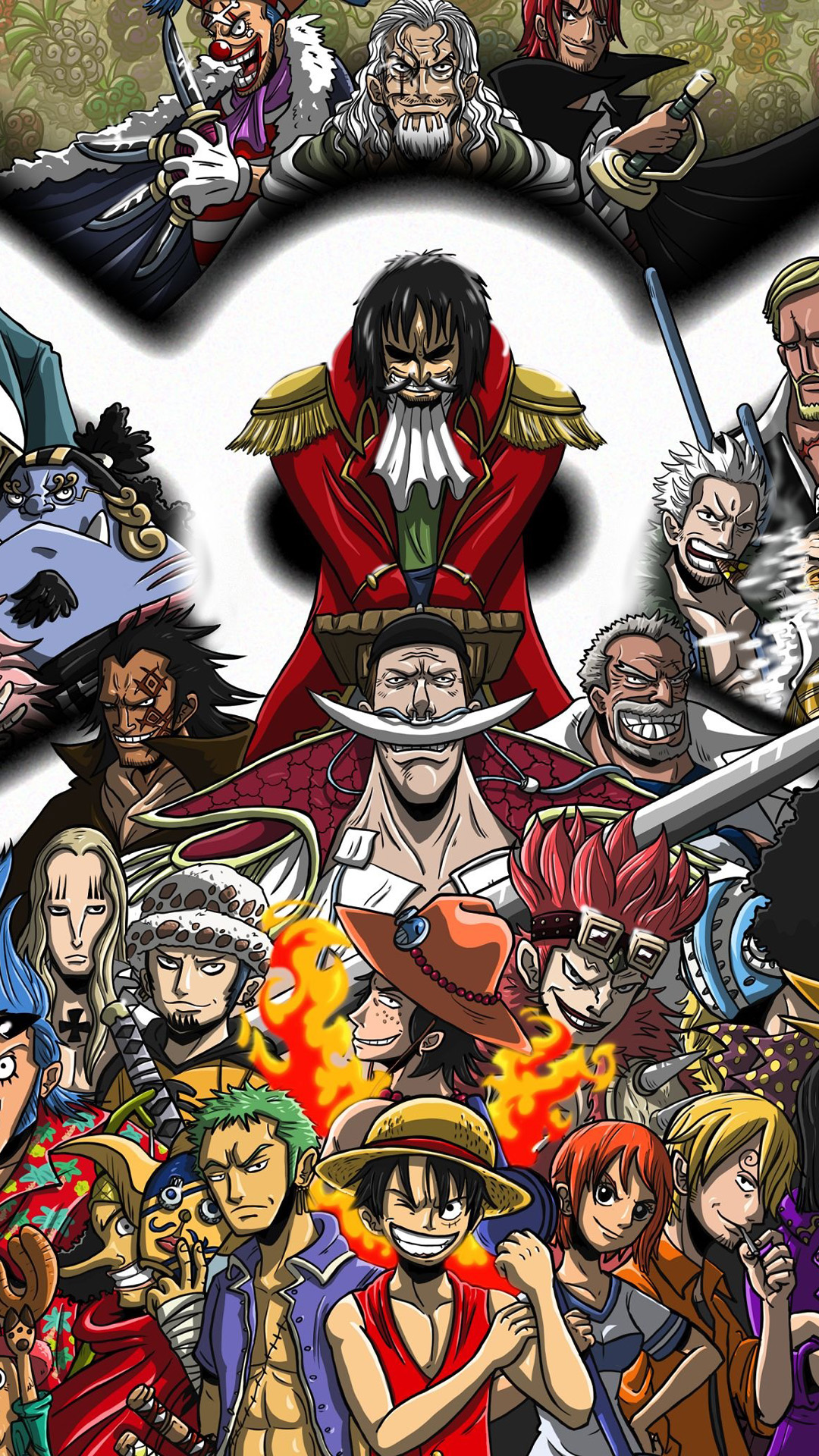 Free Download One Piece 1080x1920 For Your Desktop Mobile