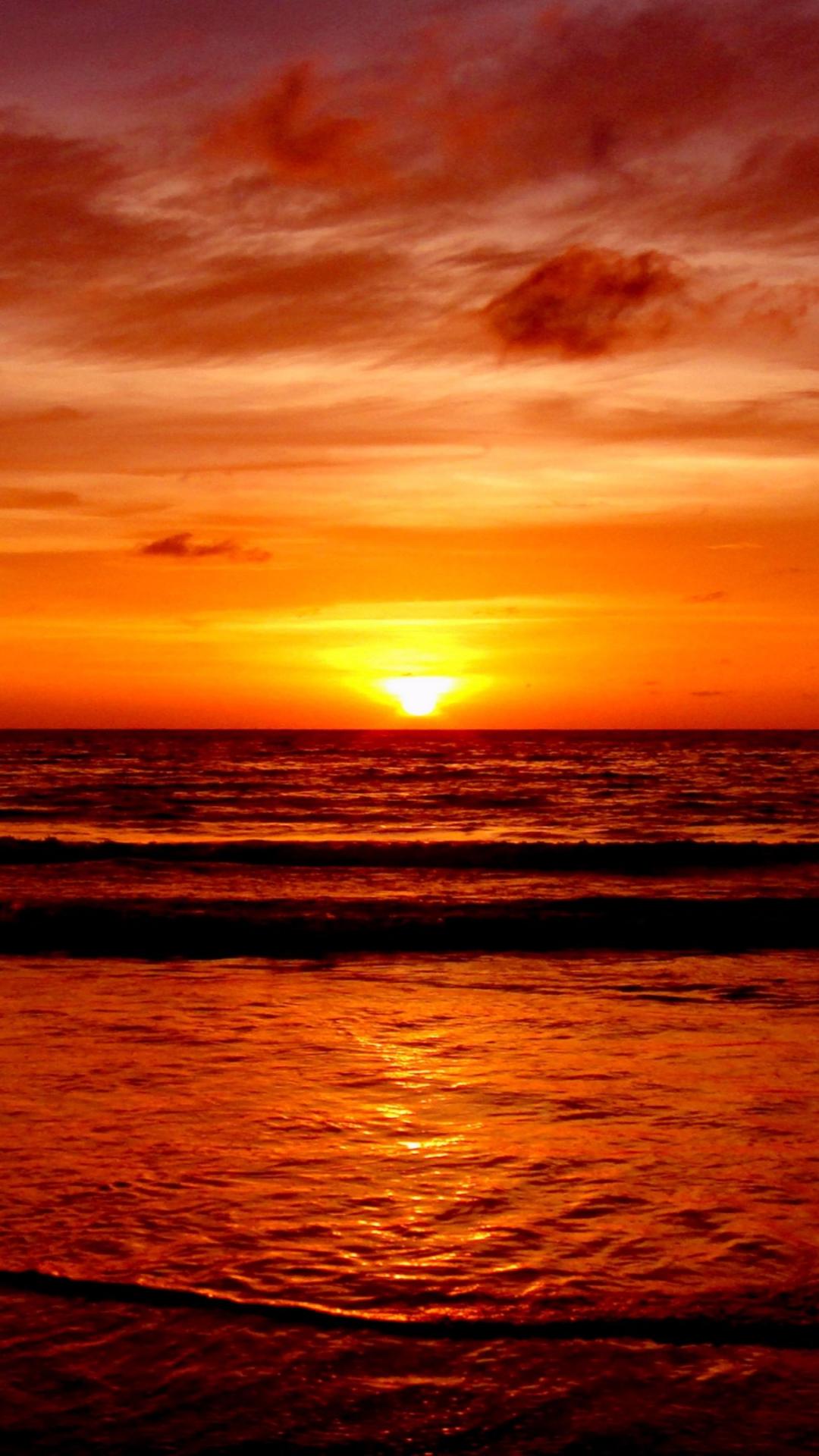 Sunset Wallpaper 4k Phone