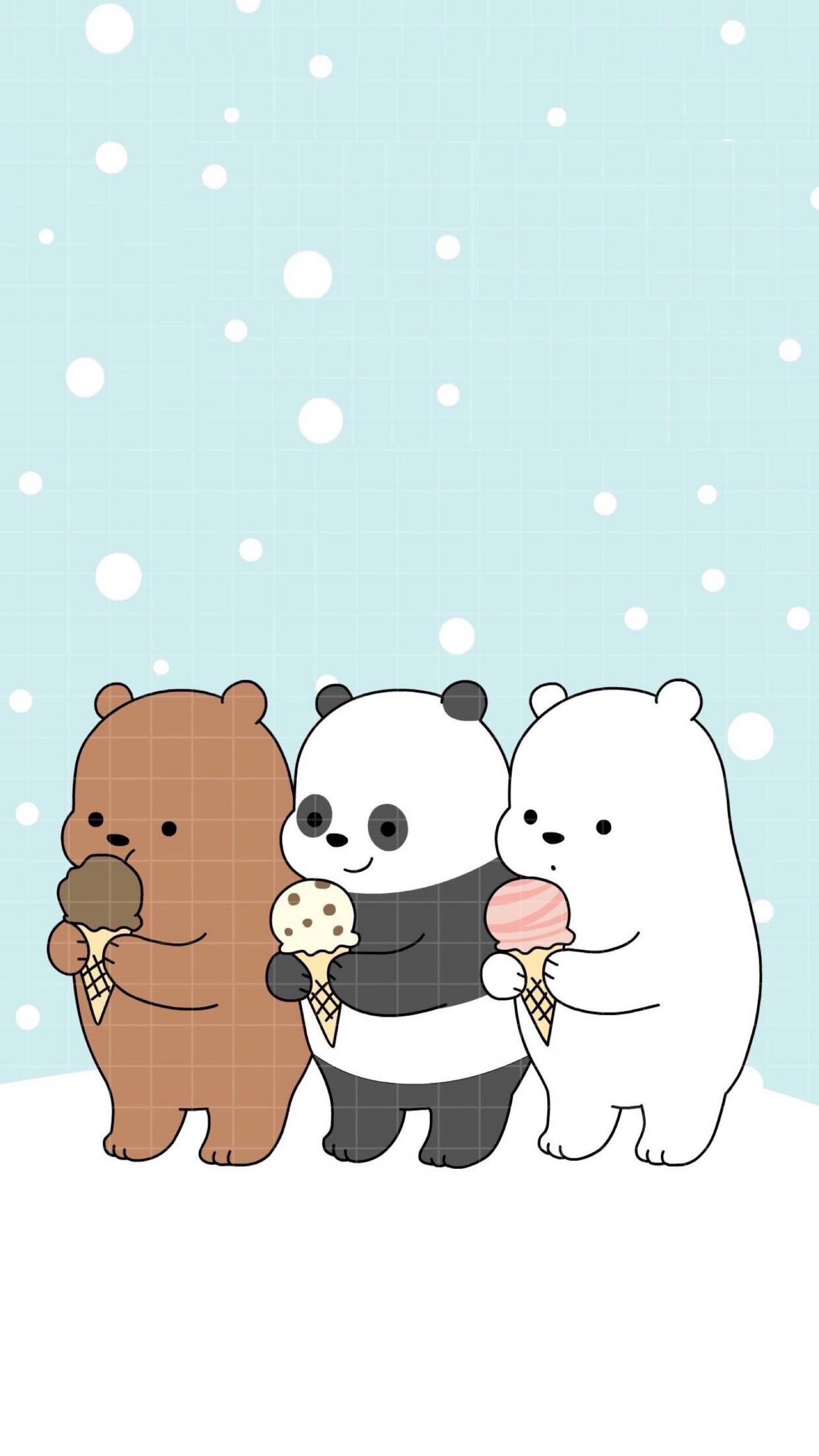Free Download We Bare Bears Bear Wallpaper Pinterest We Bare Bears