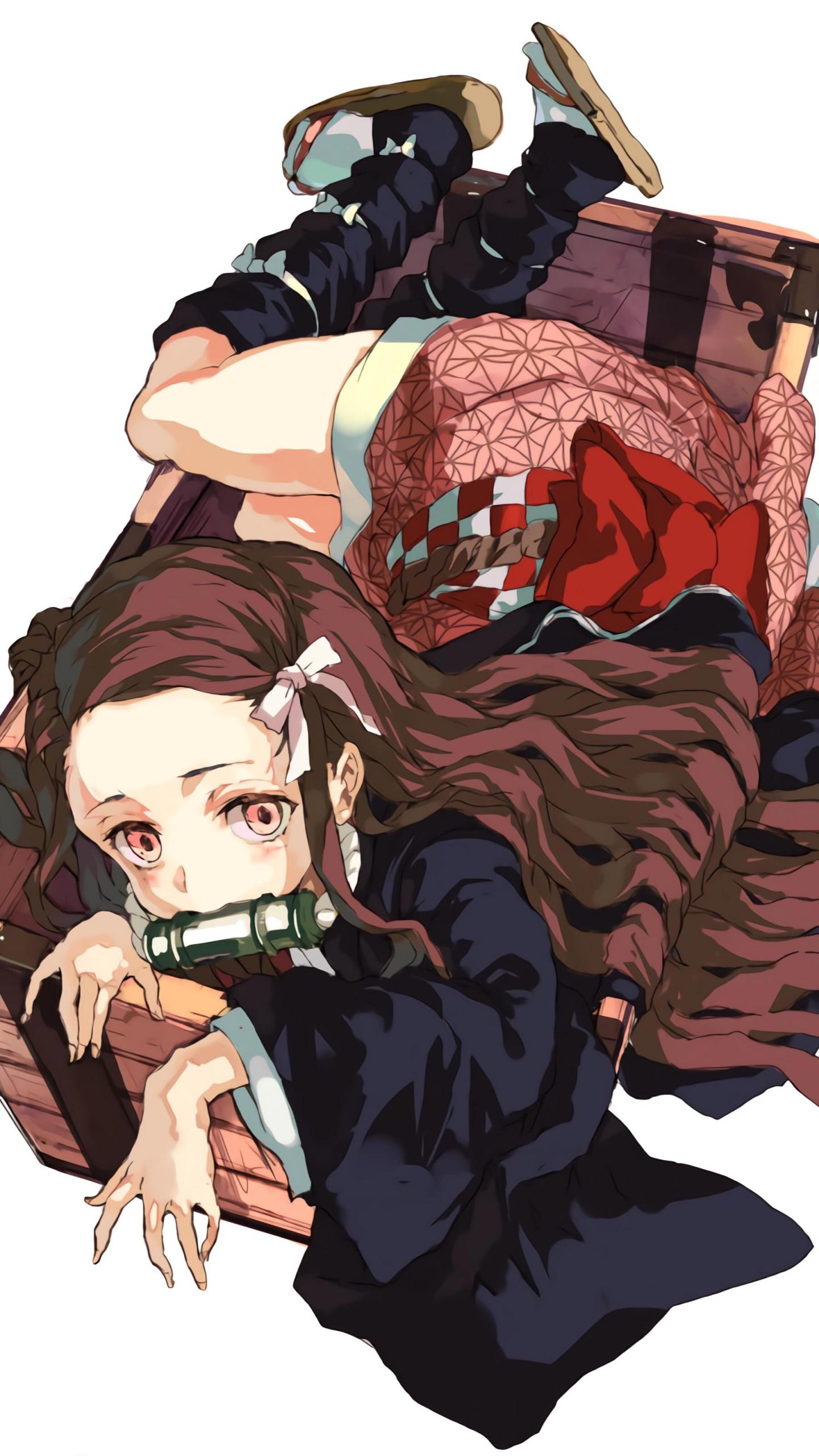 Free Download Nezuko Kamado Demon Slayer Kimetsu No Yaiba