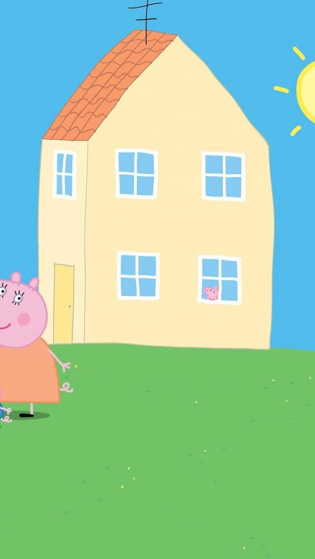 Free download Peppa Pig House Wallpapers Top Peppa Pig ...