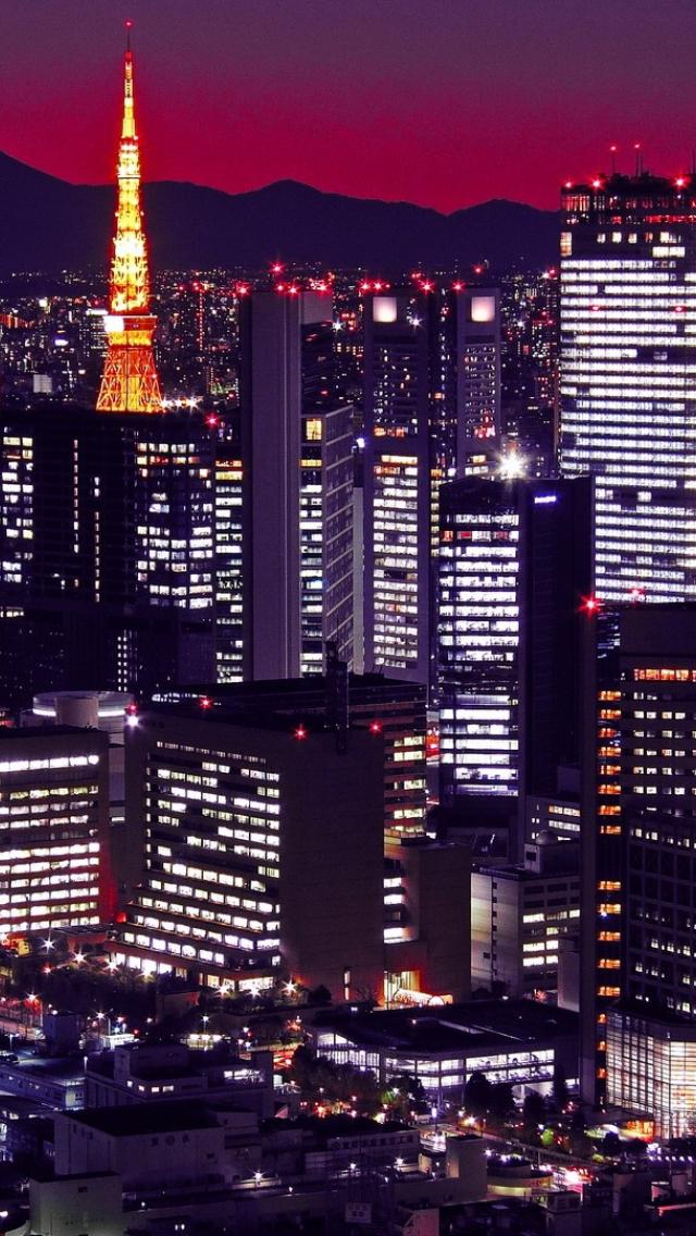 Free download Download Wallpaper 3840x2160 japan tokyo ...