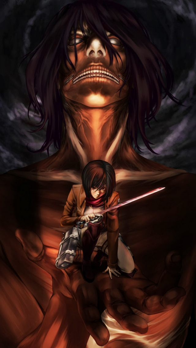 Free Download Attack On Titan Rogue Titan Mikasa Ackerman Hd Wallpaper 1920x1200jpg 1920x1200 For Your Desktop Mobile Tablet Explore 49 Attack On Titan Mikasa Wallpaper Attack On Titan Chibi