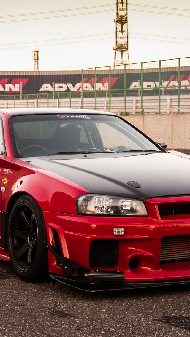 Free download Wallpaper ATTKD R34 Nissan Skyline GT R Farmofminds 4134x2746 for your Desktop ...