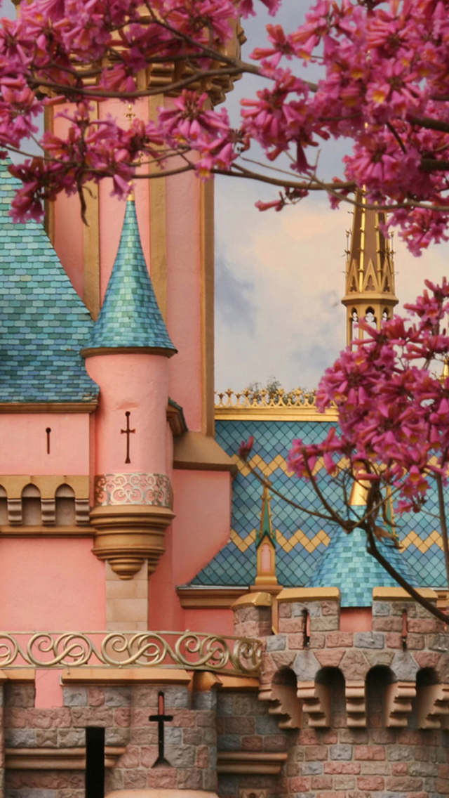 Free Download Beautiful Castle Springtime Iphone 6 Wallpapers Hd Wallpapers For 750x1334 For Your Desktop Mobile Tablet Explore 50 Beautiful Wallpaper For Iphone Free Wallpapers For Iphone 4 Apple