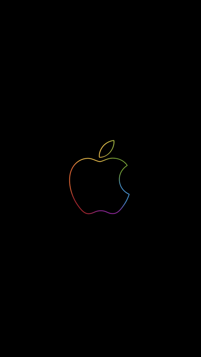 Free Download Well Be Right Back Apple Logo Wallpaper