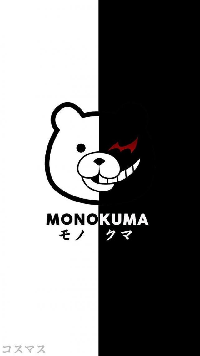 Free download Monokuma danganronpa