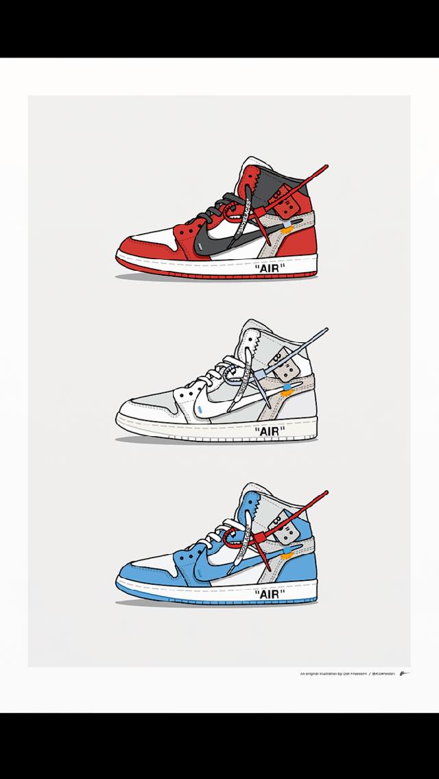 Free download Cartoon Jordan Shoes Wallpapers Top Cartoon