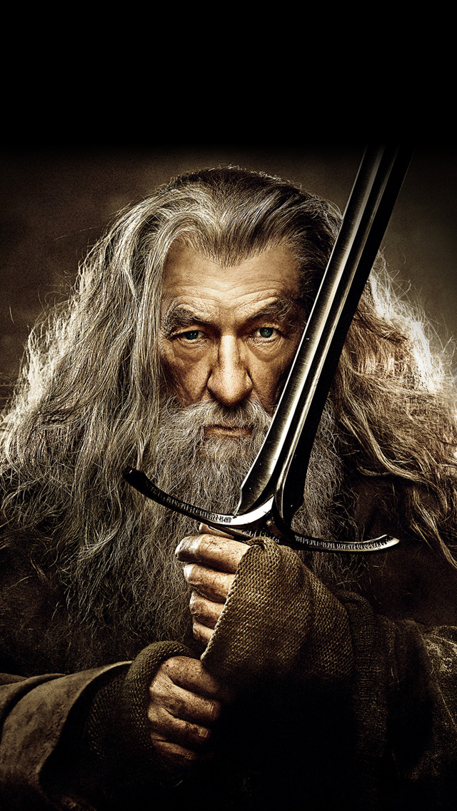 Gandalf Phone Wallpaper