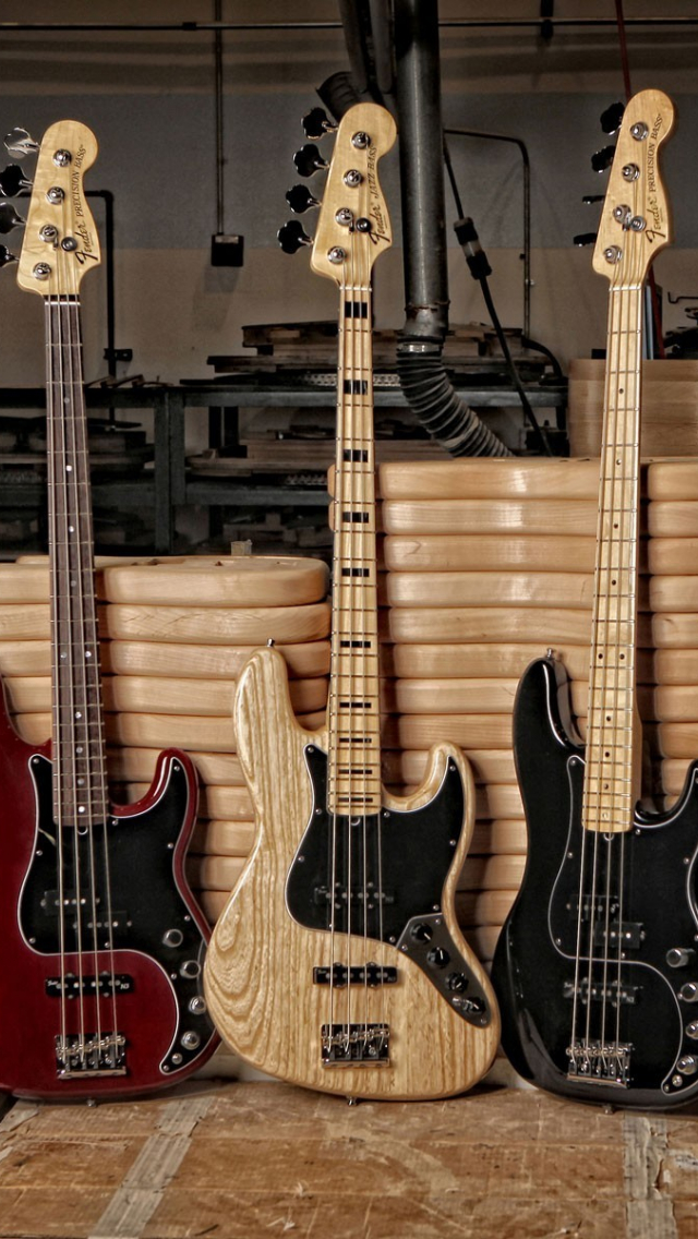 Free Download Amazing Hd Wallpapers Fender Bass Guitar