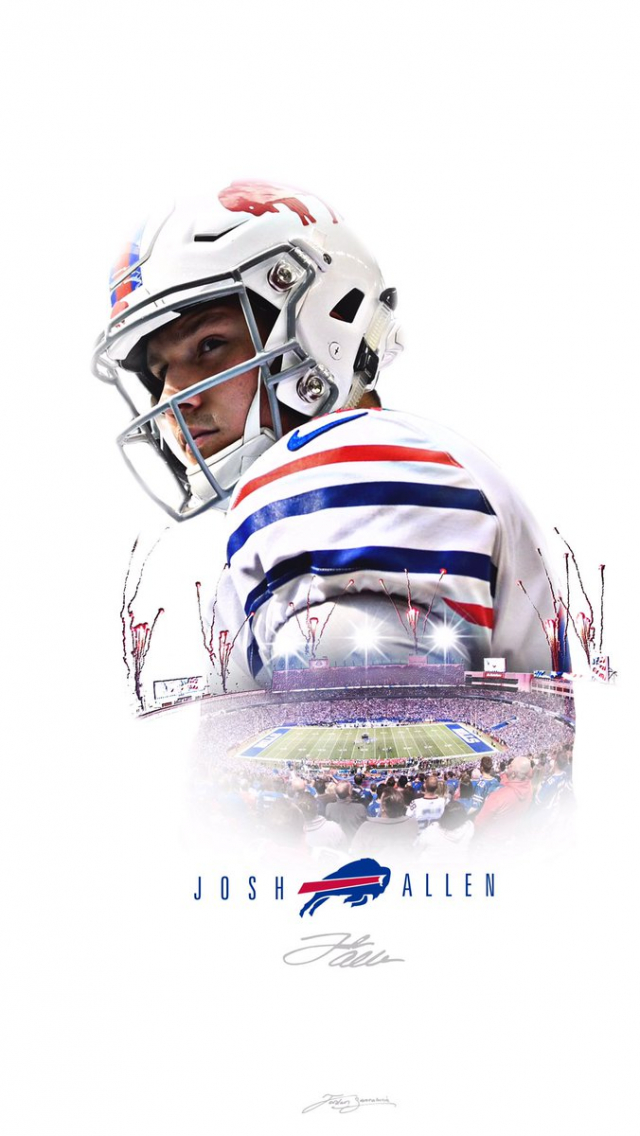 Free Download Jordan Santalucia On Twitter Buffalo Bills Josh Allen Wallpaper 676x1200 For Your Desktop Mobile Tablet Explore 41 Buffalo Bills 2019 Wallpapers Buffalo Bills 2019 Wallpapers Buffalo Bills Wallpapers Buffalo Bills Wallpaper