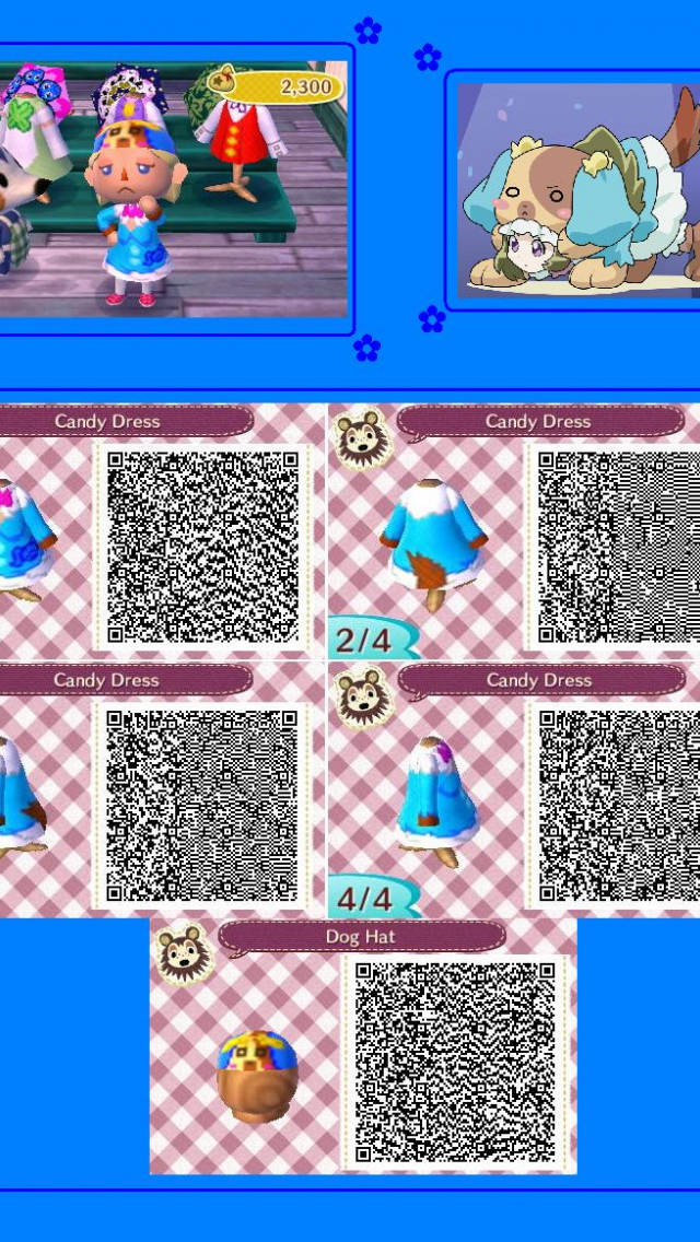 animal crossing wallpaper qr codes