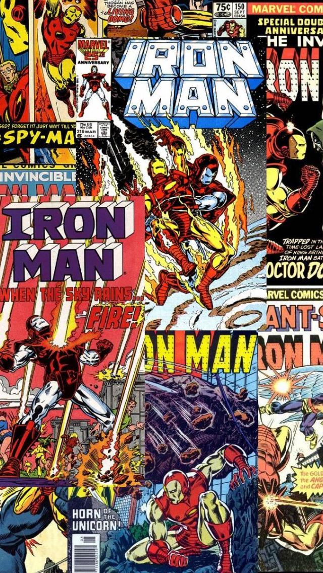 Marvel Comic Book Wallpaper [1600x1200
