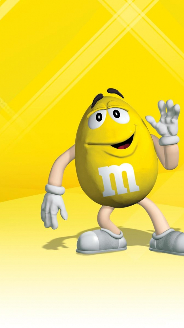 Free download Download Wallpaper mms yellow character ...