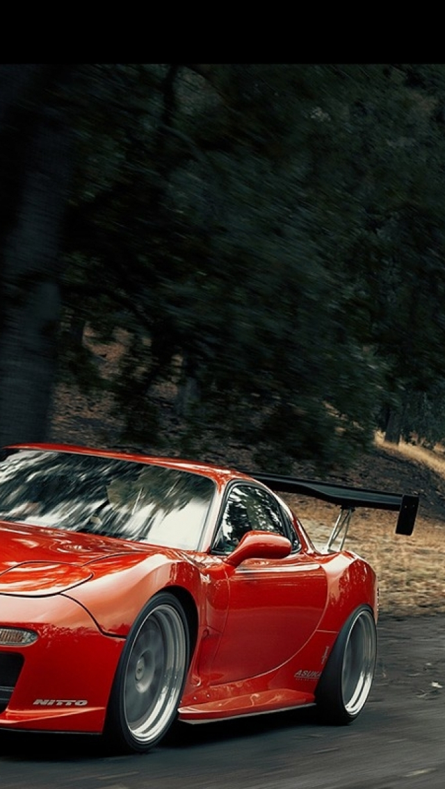 Free Download Mazda Rx7 Wallpaper Hd 1920x1200 For Your
