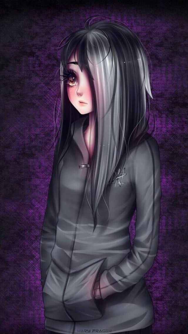 Free Download Pin By Emo Girl On Wallpapers In 2019 Emo Anime Girl