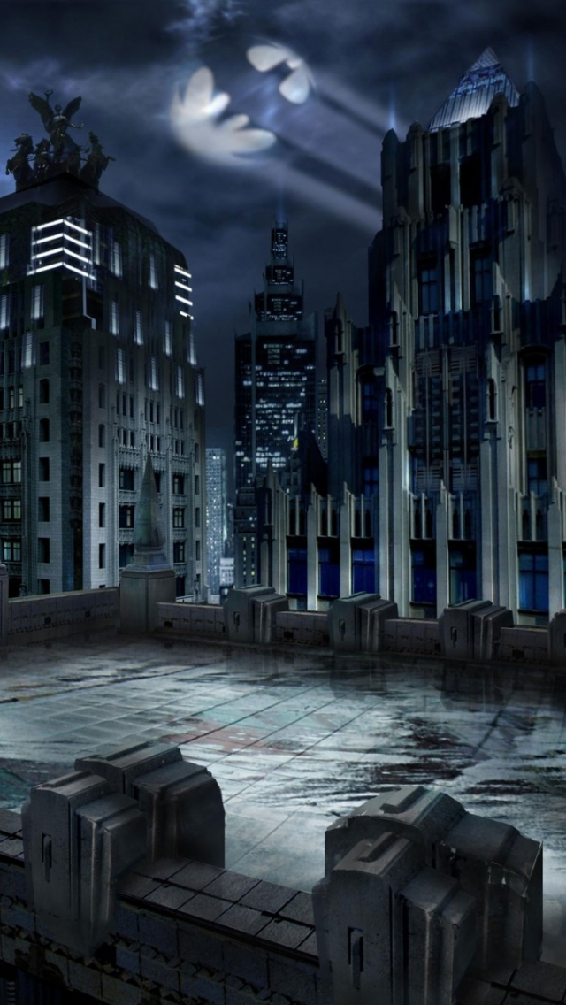 Free Download Name High Quality Photo Of Gotham City