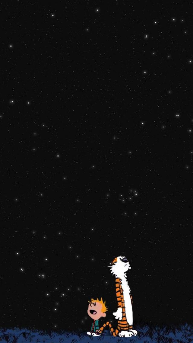 Free download Calvin Hobbes Stars wallpaper 194683 ...