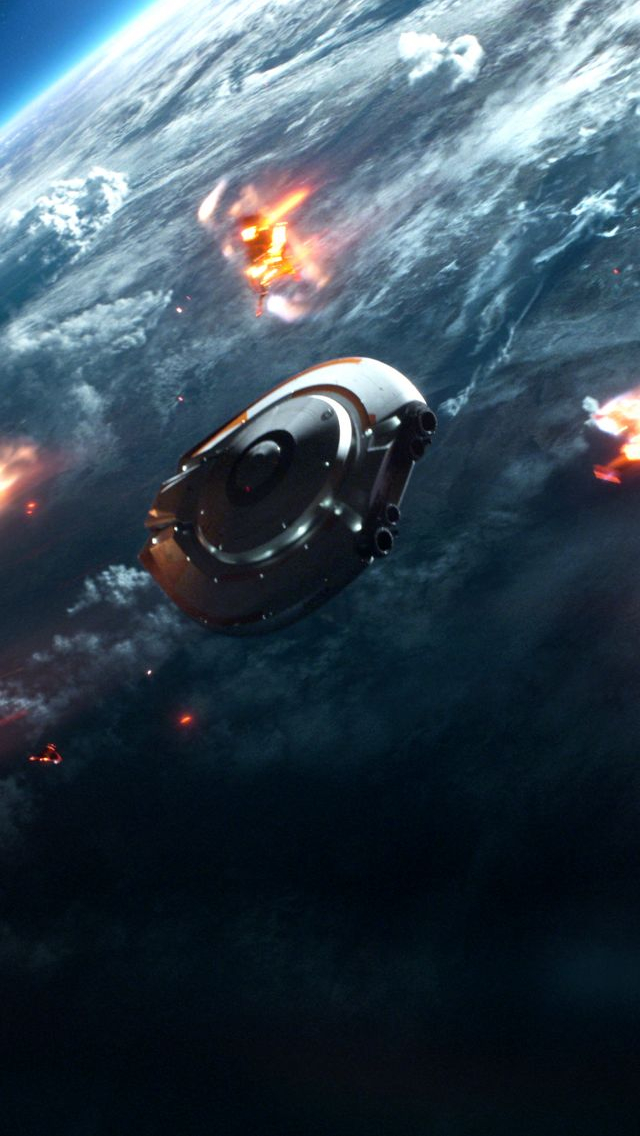 Free Download Wallpaper Lost In Space Season 1 Planet Spaceship Tv Series 4k 640x1138 For Your Desktop Mobile Tablet Explore 20 Lost In Space Wallpapers Lost In Space Wallpaper