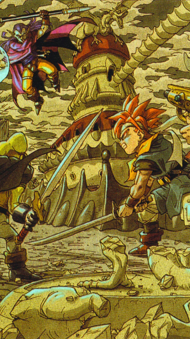 Free Download Chrono Trigger Hd Wallpapers Backgrounds